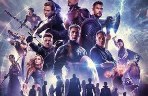 《复仇者联盟4:终局之战》内地下映,42.38亿元票房内地第三