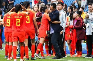 中国女足0比0战平西班牙女足,小组第三出线 贾秀全赛后落泪