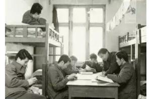 1980年代的大学校园原来是这样的,你的大学生活是这样度过的吗?