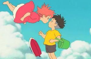 悬崖上的金鱼姬:创作波妞的初衷,宫崎骏是为回答自己童年的疑惑