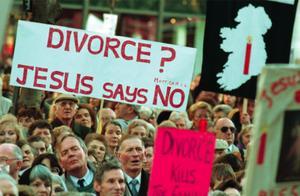 欧洲离婚率最低国家面临改变 离婚视为耻辱 分手成本高达数万元