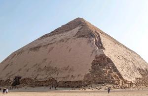 好消息!埃及弯曲金字塔对外开放,快去探寻金字塔内部的秘密吧