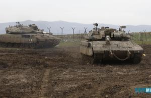 突发!以色列与叙利亚政府军发生交火并造成士兵伤亡