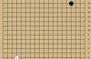 动图棋谱-大师赛首轮 聂卫平击败武宫正树