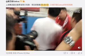 上港送别埃神:多为中国足球做贡献,常回家看看