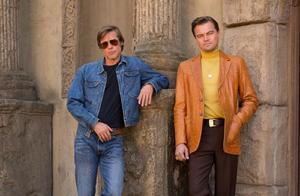 《好莱坞往事》再曝高清剧照,莱昂纳多皮特罗比阿尔·帕西诺出镜