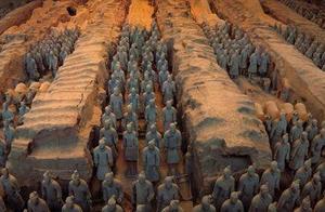 """秦始皇祖坟现20米盗洞,引出盗墓""""祖师爷"""",专家:差点来不及了"""