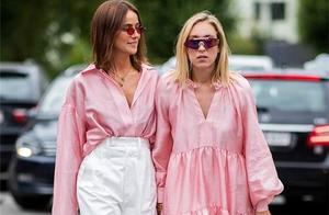 再多的争议也挡不住粉色裙子的美!