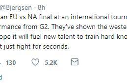 英雄联盟:TSM中单——希望G2的胜利,能激励西方选手刻苦训练