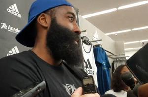 哈登宣布不参加男篮世界杯!自曝又练出新绝招,大胡子为冲冠拼了