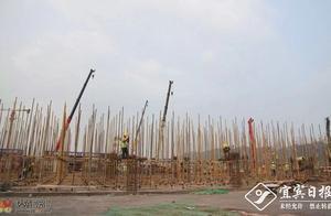 神速!仅仅30天,宜宾学院临港校区竟建成这样了…