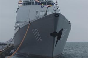 性价比超过055大驱,052D驱逐舰已成为海军中坚力量