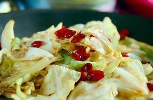 新手一学就会的14种手撕包菜做法,好吃不油腻