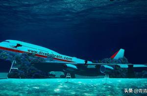 以波音747飞机为特色的巴林水下主题公园将于8月开放