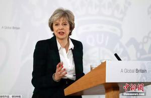 """脱欧不如脱身!英国首相""""梅姨""""宣布将辞职!"""