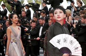 奥斯卡名气更大,为何蹭红毯的中国女人全去了戛纳电影节?