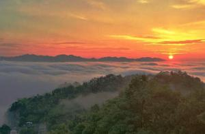 """安徽最""""委屈""""的一座山,景色不输黄山,却少有人知"""