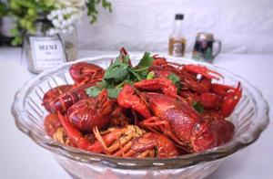 大厨教你做麻辣小龙虾的秘方,解决不入味,小白也能做出好滋味