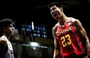 中国男篮的未来之星,爆红美国大学联赛NCAA,他能接班姚明吗?