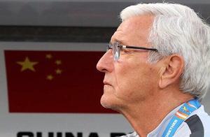 40强赛让中国足协揪心!里皮一年合同,为保种子队热身弱旅