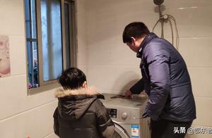 农村老男孩第一次修滚筒洗衣机,居然是这种问题!