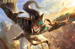 王者荣耀云中君胜率飙升排名第二,米莱狄T1法师,裴擒虎倒数第一!