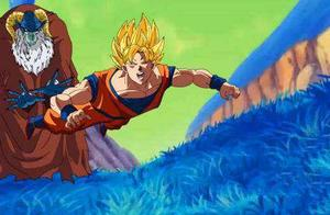 龙珠超:悟空贝吉塔两人能量不如那美克星,打败魔罗仅有一种办法