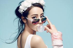 娱乐圈流量小花迪丽热巴,首次挑战寸头造型,网友:英气十足!