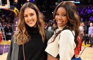 38岁女星成NBA众多球星心中女神,连林书豪都说最想要她的电话
