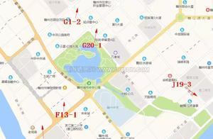 赣州章江新区5宗土地挂牌出让 详细位置曝光