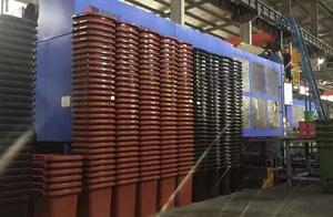 """台州垃圾桶卖""""疯""""了,有人一天接单2000万!老板感叹:金矿啊"""