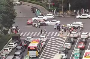 记者探访广州林和中路车祸伤者最新情况!事故原因初步查明,交警提醒......
