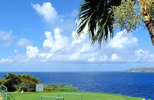塞班岛风景:可以俯瞰整个塞班岛,漂亮风景非常优美!去不后悔