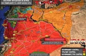 叙利亚1个月收复23个城镇,复国有望!西方还说瞎话,太无耻