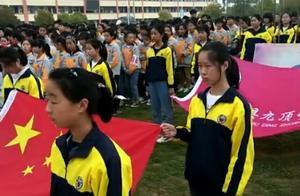 皖北农村教育的奇迹,灵璧教育的璀璨明珠――九顶中学