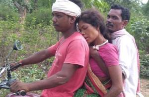 孕妇大出血叫救护车遭拒,印度一家骑车10公里送医竟被拒收2次