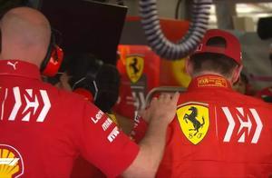 F1摩纳哥站排位赛   法拉利出现低级失误!勒克莱尔主场Q1遭淘汰