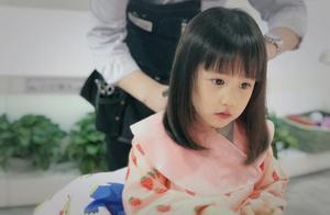 黄磊晒5岁多妹近照,鼻子吸引了所有人的注意