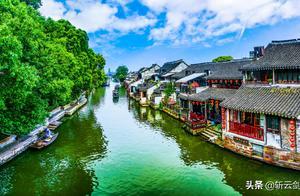 西塘古镇,不是我想象的梦里江南水乡的样子