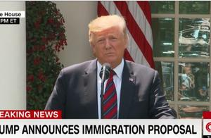 特朗普发布最新移民政策:美国只要最优秀最聪明的新移民