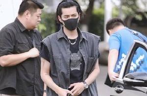 吴亦凡新发型,太帅了!!!好好看哇