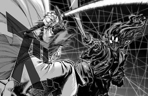 一拳超人:吃下怪人细胞会变强延长寿命,腹切一样被原子武士秒杀