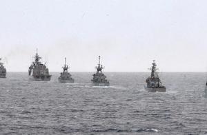 美国两大盟友爆发冲突,上百艘军舰出海对峙,美抱怨此举不顾大局