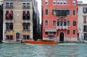 """你没见过的威尼斯:当地""""出租车""""全球独一无二"""