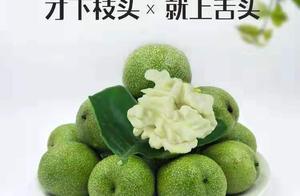 """陕西省江西商会""""爱心助农•青皮核桃认购""""倡议书"""