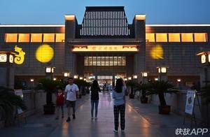"""昨晚,近3000人体验了一把""""徐州博物馆奇妙夜"""""""