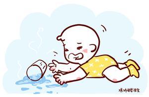宝宝刚刚学步容易磕伤、扭伤,宝宝受伤先别慌,盲目处理反而不妙