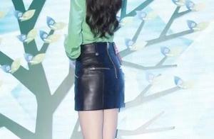 唐嫣的腿有多直?当她转过身的那一瞬间,网友:没有一丝赘肉