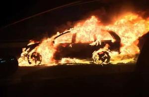 电动车频频自燃,网友:难道我们以后真的不能买新能源汽车了吗?