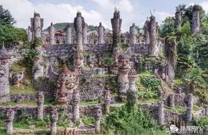 贵州老人用20年带村民打造石头城堡,负债300万,不与开发商合作